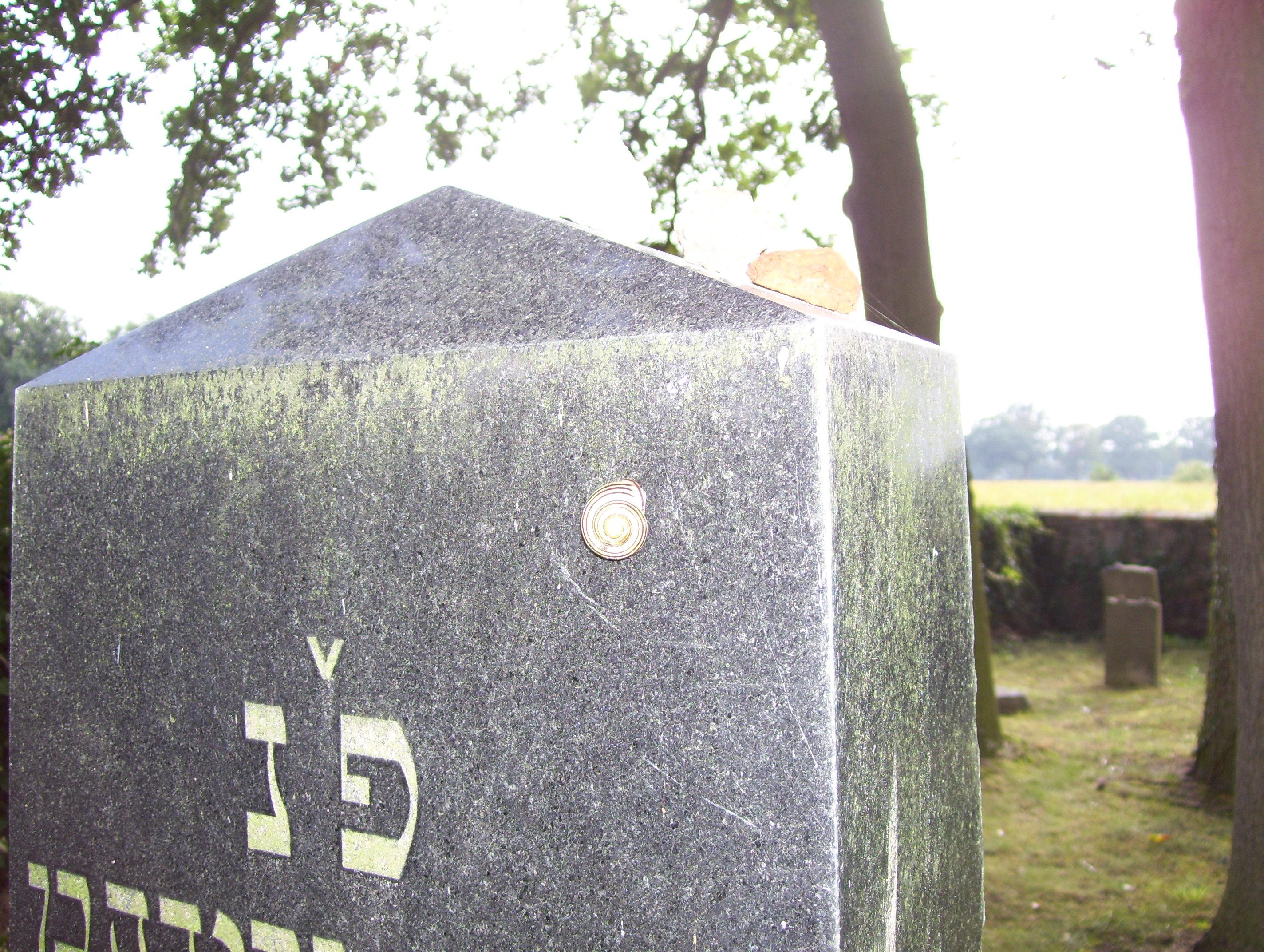 jüdischer Grabstein