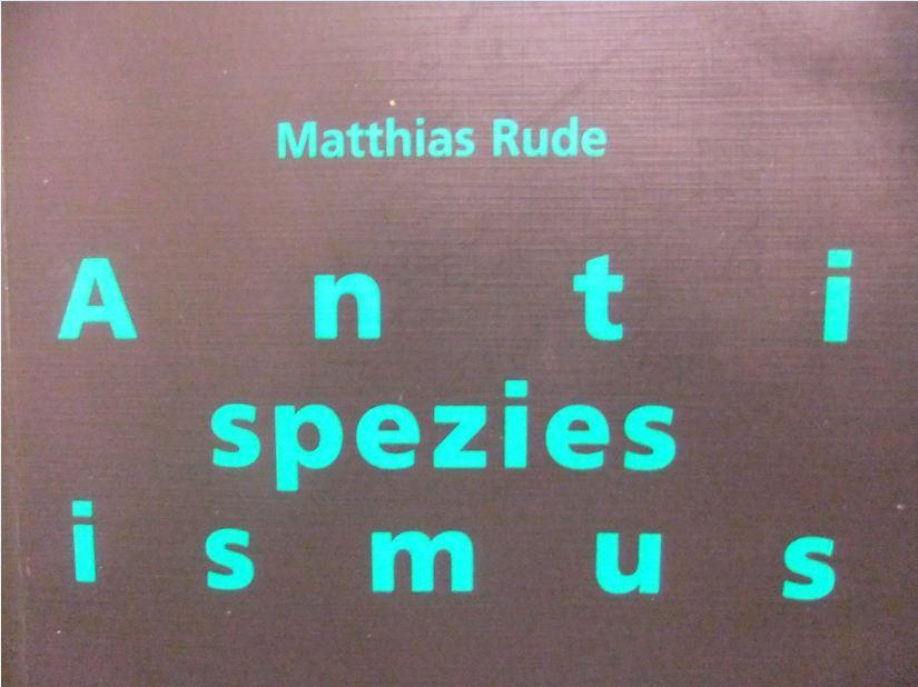 Antispe-Buch von Rude, Matthias
