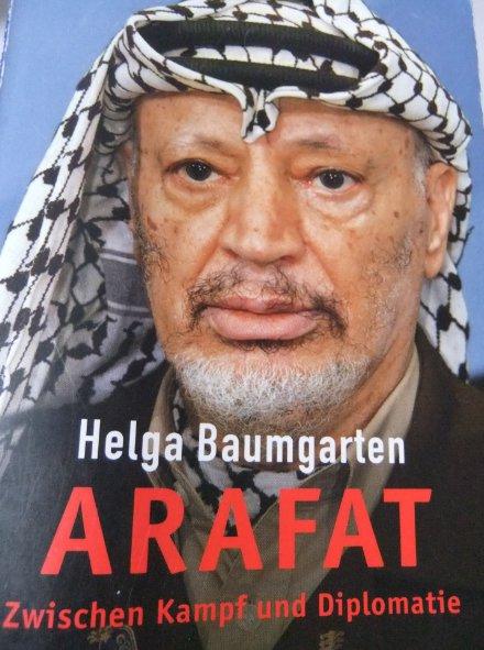 Arafat-Biografie