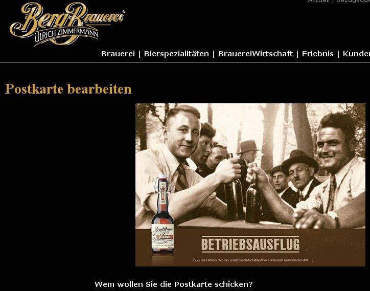 Bergbier-NS-Nostalgie