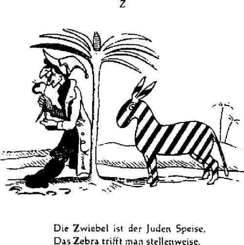 Wilhelm Busch antisemitisch