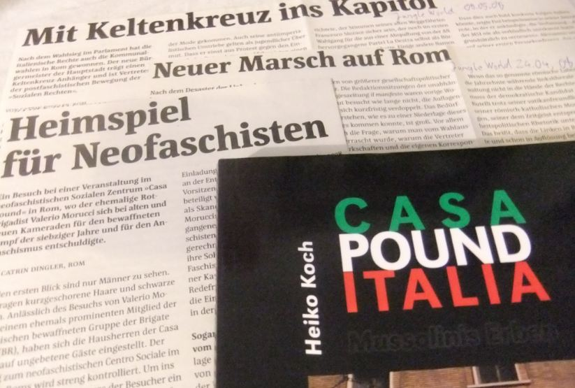 Casa Pound von Heiko Koch