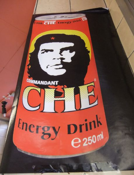 Che als Energydrink