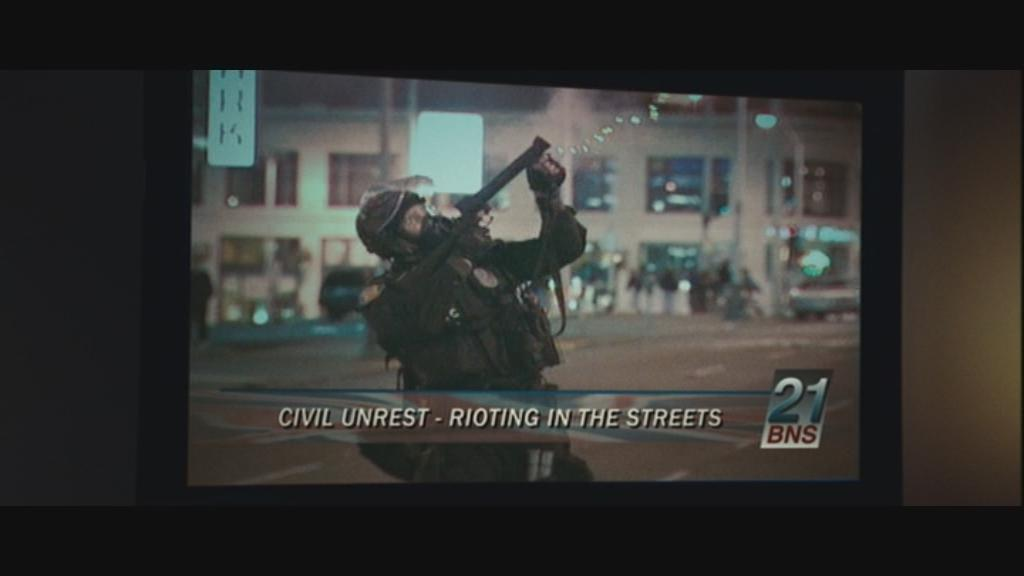 Civil Unrest III