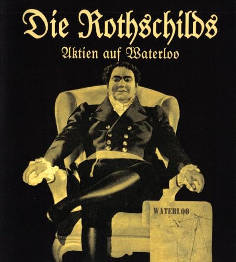 Die Rothschild - Nazipropaganda