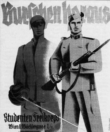 Freikorps gestern