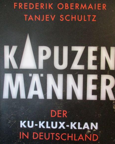 Buch Kapuzenritter