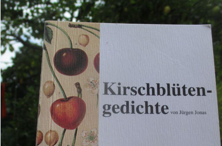 Gedichteband von Jürgen Jonas