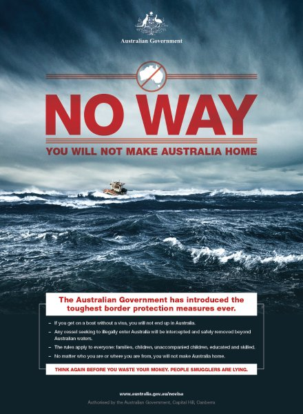 No way by Australian Government