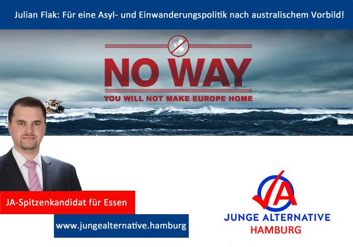 No way by german Nazis