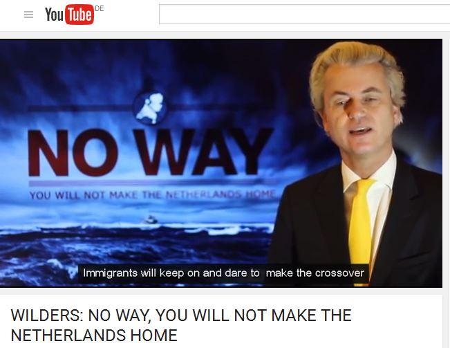 No way by PVV