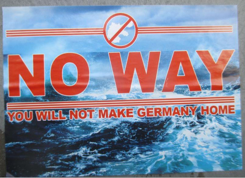 No way by NPD