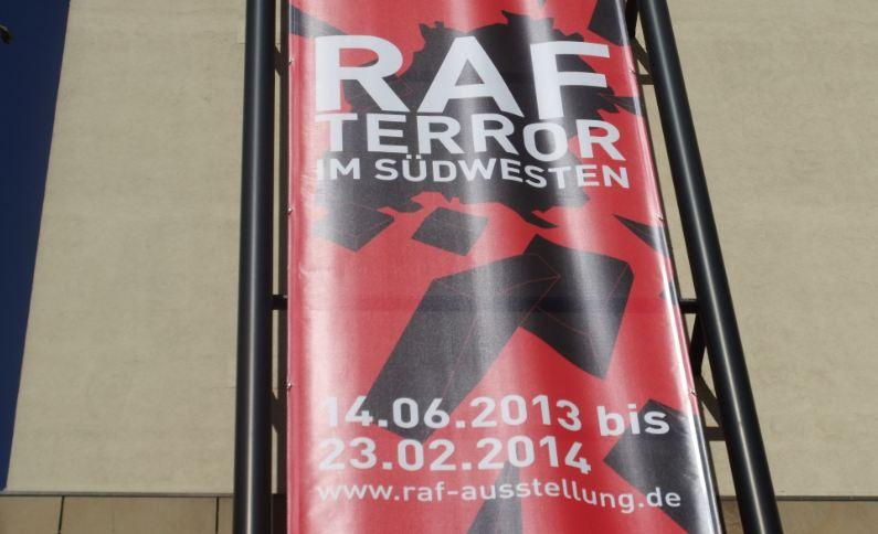 RAF-Ausstellung Stuttgart