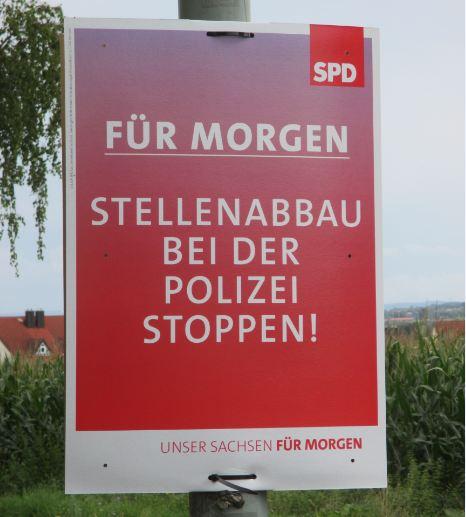 SPD pro Polizei