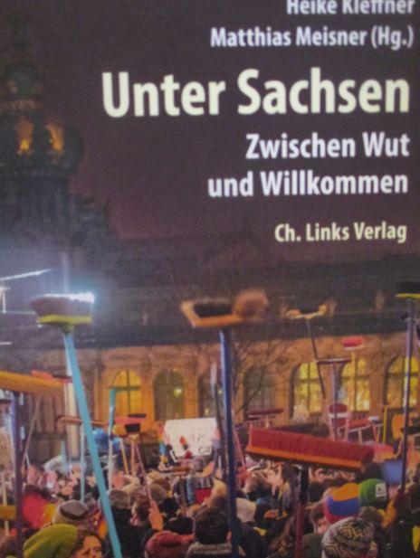 Sammelband Unter Sachsen