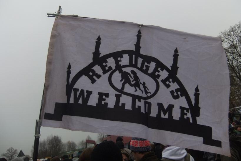 Demo in Schneeberg