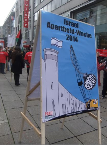 Antizionismus in Stuttgart