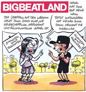 Szenestreit Bigbeatland