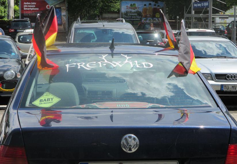 Frei.Wild und Deutschland
