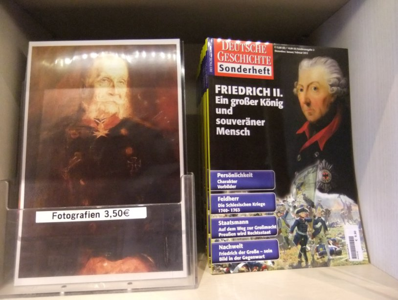 Sonderheft Deutsche Geschichte zu Friedrich der Große