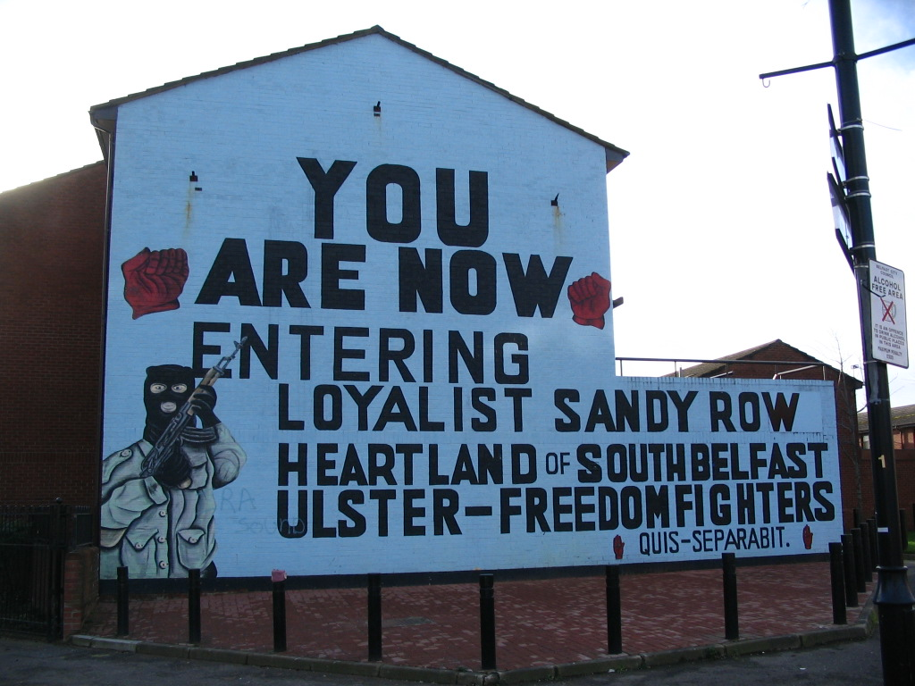 Ulster Loyalists