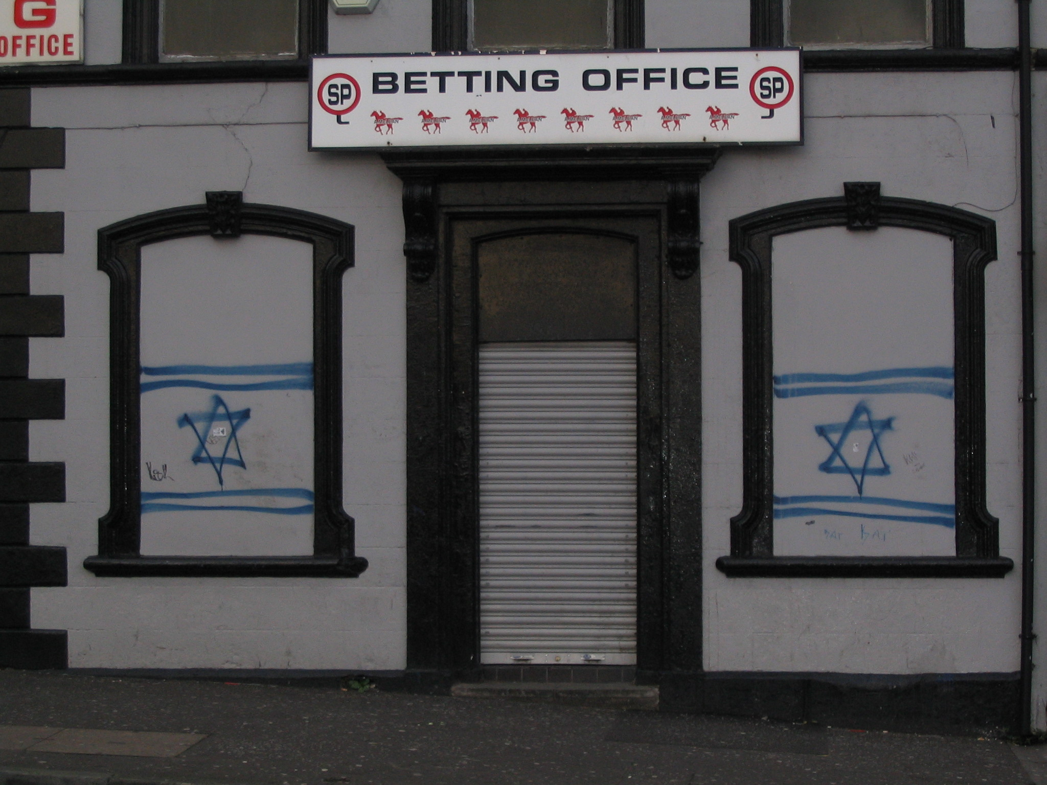 Antisemitismus in Belfast
